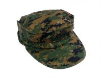 US army shop - USMC Marpat Woodland čepice